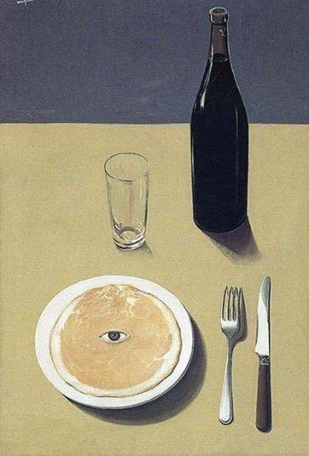 René Magritte: Portret
